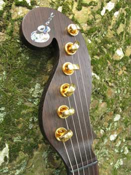 Steinberger Gearless Tuners Gold