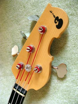 Bass Head Tuning machine